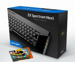 Sinclair ZX Spectrum Next Box